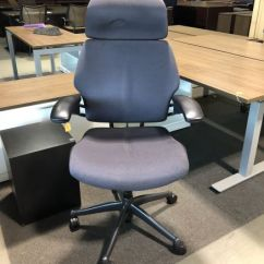 Freedom Task Chair With Headrest Santa Hat Covers B And M Office Humanscale Chairs