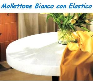 Vendita Mollettone Copritavolo Hotel con elastico mis