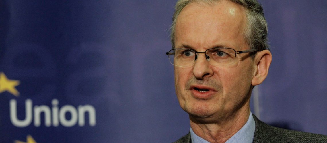 Time has come for Albania to make strategic decisions, says EU official Danielsson