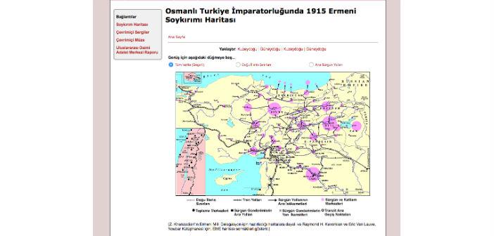 Ermeni Ulusal Enstitüsü'nün Soykırım sitesi artık Türkçe'de