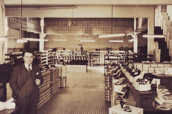 Jose Azadian'ın ayakkabı fabrikası
