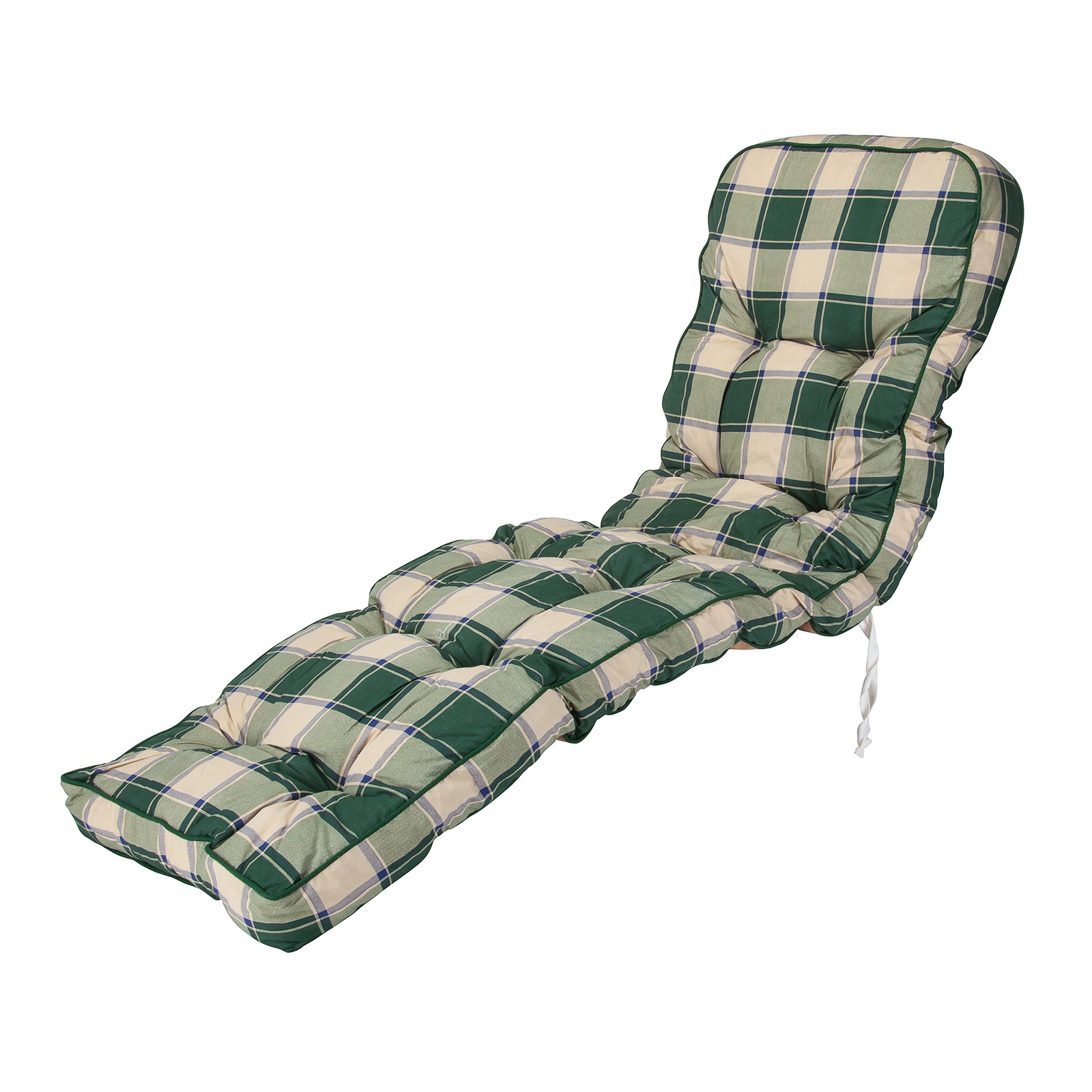 garden relaxer chair covers tweed dining room replacement classic outdoor cushion