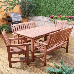 Patio Chair Glides Rectangular Canada Low Back Office Monaco Hardwood Garden Bench Chairs