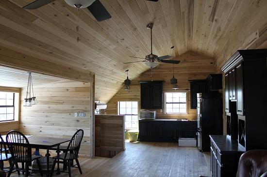 Garage Interior Ideas