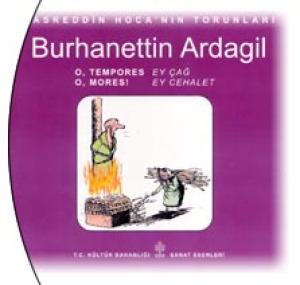 Burhanettin Ardagil - Biyografya