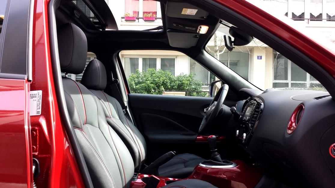 Nissan Nouveau Juke Tekna Sport 15 Dci 110ch Voiture En