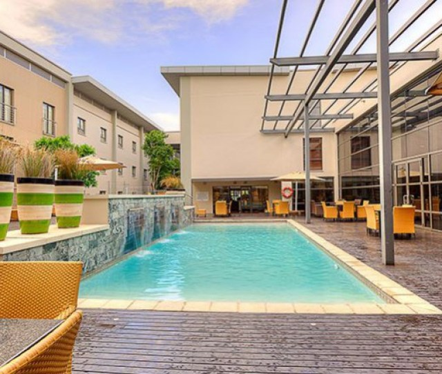 City Lodge Hotel Ort Pool Joburg