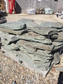 Wall & Stepping Stone - T. Nickerson Chatham Ma