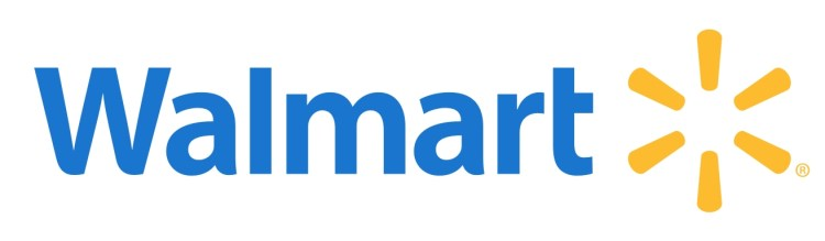 walmart logo - Walmart Print Business Cards