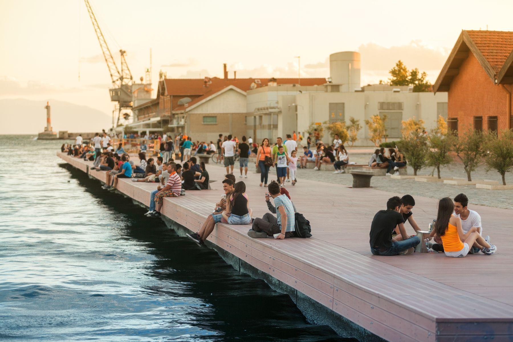 Metropolitan Field Trip Thessaloniki  Pakhuis de Zwijger