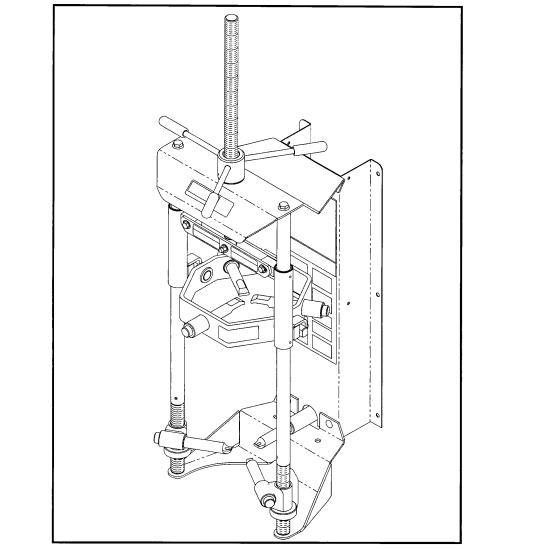 Equipment City — Branick 107-097 Thrust Bearing Replacement