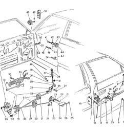 service manual electrical relays schematic 1985 maserati [ 1100 x 800 Pixel ]