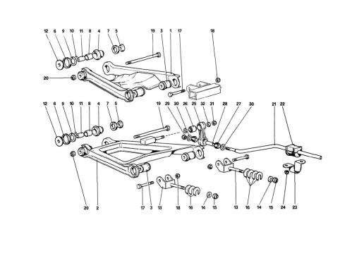 small resolution of diagram search for ferrari 308 gtb 1980 ferrparts ferrari 308 gtb 1980 lubrification system 308 gts and aus diagram