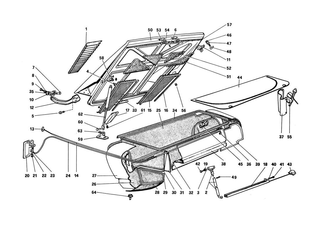 hight resolution of diagram search for ferrari 308 gtb 1980 ferrparts ferrari 308 gtb 1980 lubrification system 308 gts and aus diagram