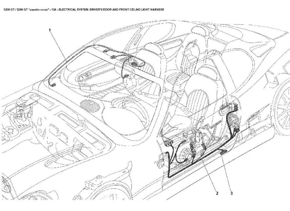 medium resolution of maserati spyder wiring diagram