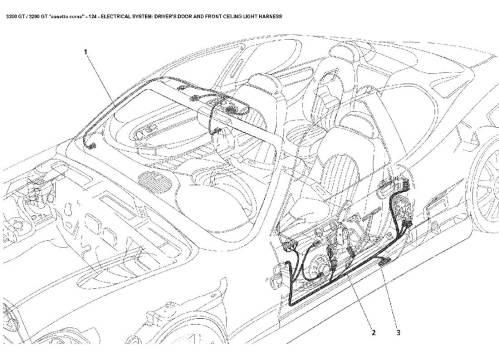 small resolution of maserati spyder wiring diagram