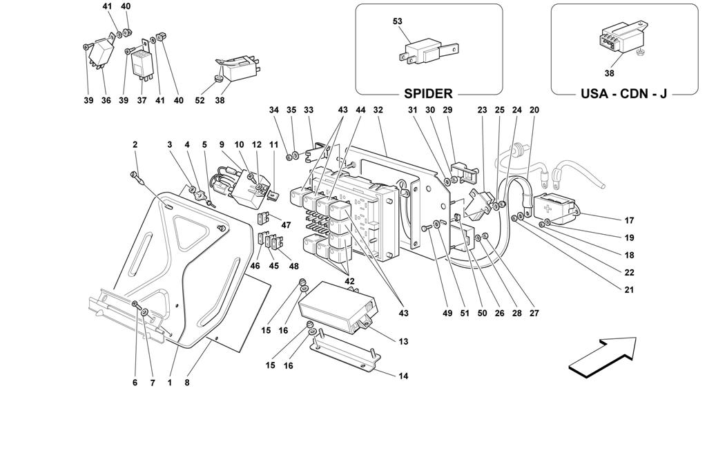 Ferrari Wiring Diagrams - Wiring Diagrams on ferrari 246 wiring diagram, ferrari 330 wiring diagram, ferrari 308 frame, ferrari 308 fuel pump, ferrari 308 radiator, ferrari 308 tires, ferrari 308 firing order, ferrari 355 wiring diagram, ferrari 308 oil filter, ferrari 308 wheels, ferrari 308 parts, ferrari 308 transformer, ferrari mondial wiring diagram, ferrari 308 gtsi, ferrari 456 wiring diagram, ferrari 308 exhaust, ferrari 308 seats, ferrari 308 speedometer, ferrari 308 engine, ferrari 308 timing marks,