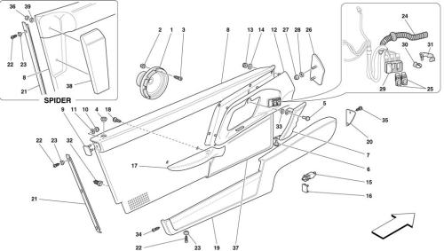 small resolution of diagram search for ferrari 355 5 2 motronic ferrparts ferrari 355 wiring diagram