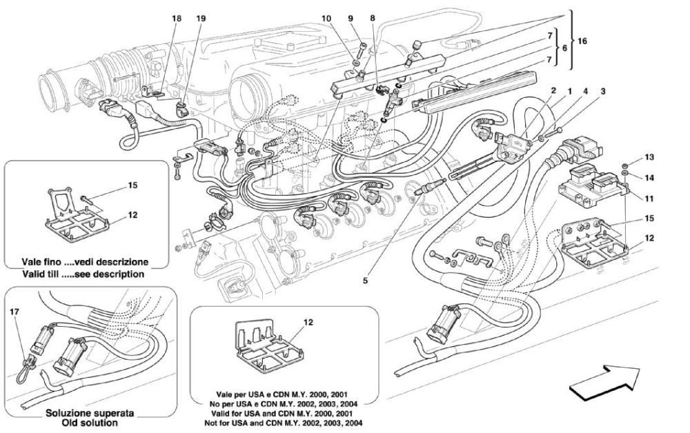 medium resolution of ferrari 360 engine diagram