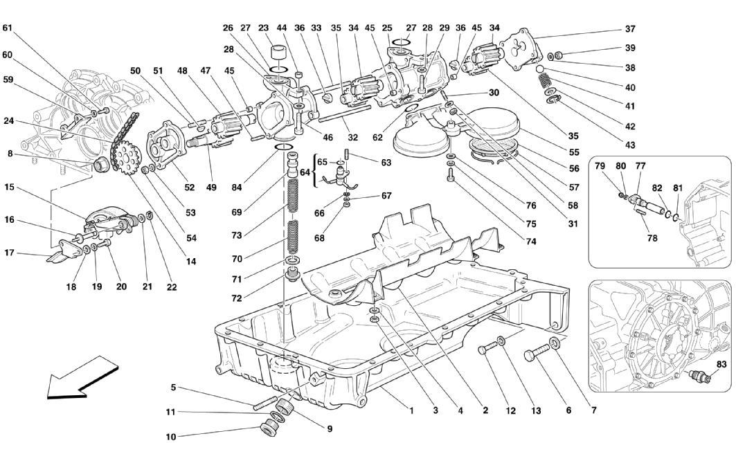 Ferrari Mondial Wiring Diagram. Ferrari. Auto Wiring Diagram