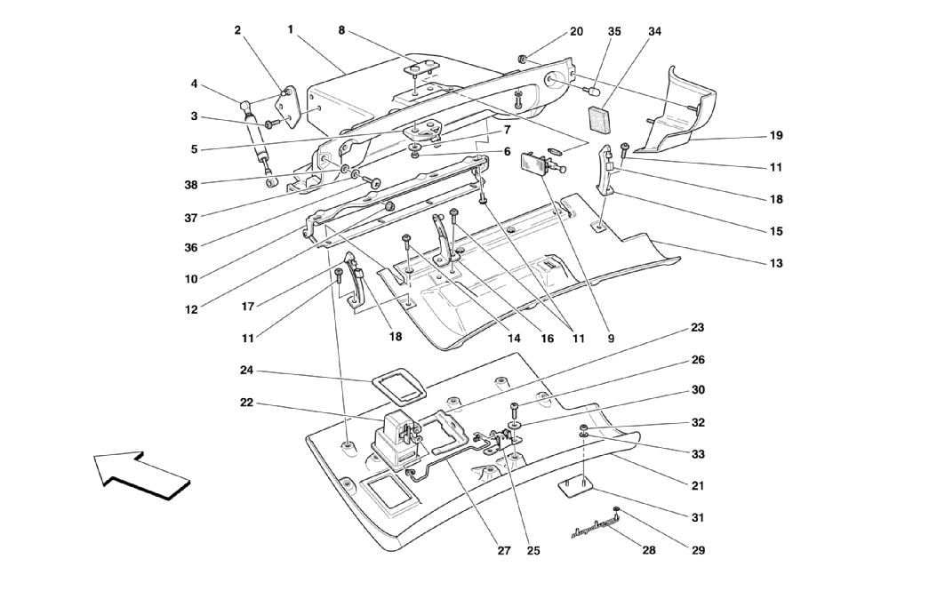 hight resolution of ferrari 360 wiring diagram