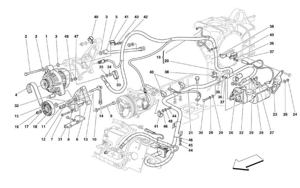 medium resolution of ferrari 360 engine diagram wiring diagram dat ferrari 360 engine diagram wiring diagram forward ferrari 360
