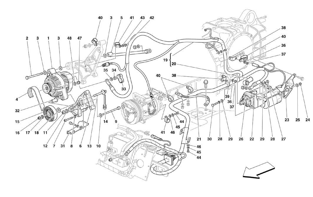 hight resolution of ferrari 360 engine diagram wiring diagram dat ferrari 360 engine diagram wiring diagram forward ferrari 360