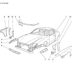 Commuter Van Damage Inspection Diagram Copper Phase Al Vehicle Form Auto Electrical Wiring