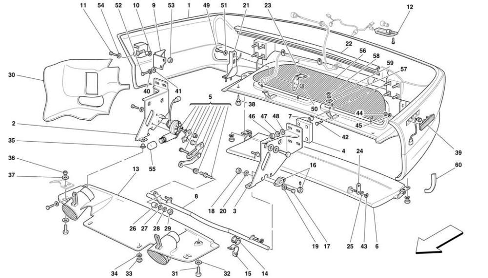 medium resolution of diagram search for ferrari 456 gt ferrparts ferrari 456 wiring diagram ferrari 456 wiring diagram