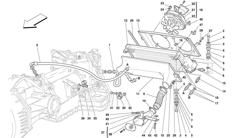 Ferrari 456m Wiring Diagram Ferrari 308 QV Wiring Wiring