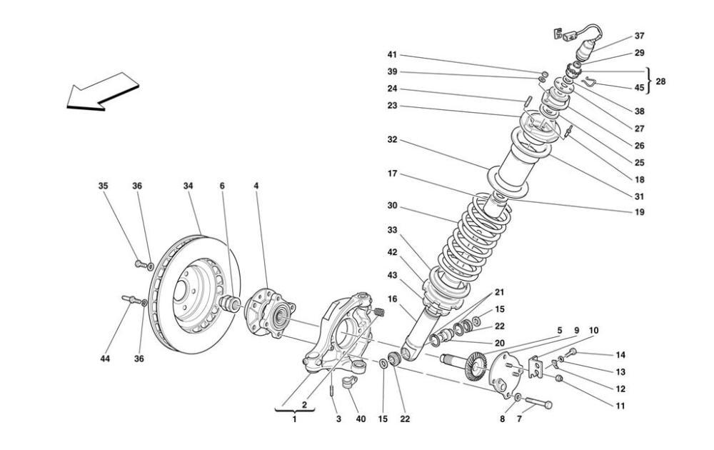 medium resolution of diagram search for ferrari 456 m gta ferrparts ferrari 456 wiring diagram