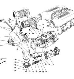 ferrari engine diagram wiring diagram img ferrari 360 engine diagram [ 1100 x 800 Pixel ]
