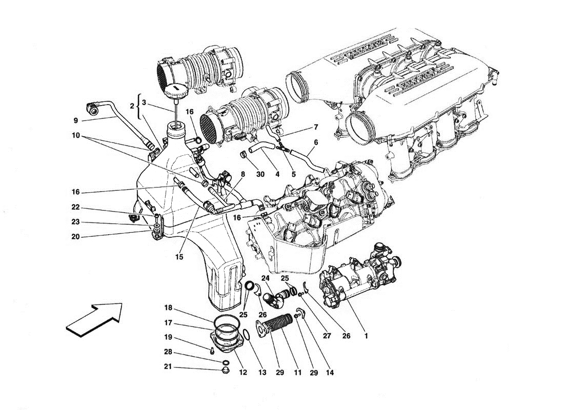 hight resolution of ferrari engine diagram wiring diagram img ferrari 360 engine diagram