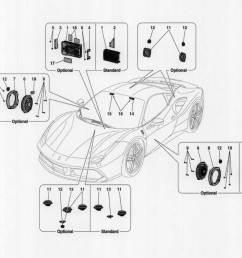 ferrari parts diagram wiring diagram mega ferrari parts diagram [ 1100 x 800 Pixel ]
