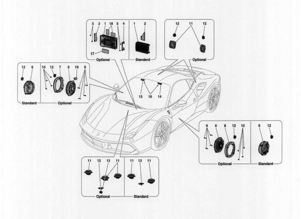 medium resolution of ferrari parts diagram wiring diagram mega ferrari parts diagram