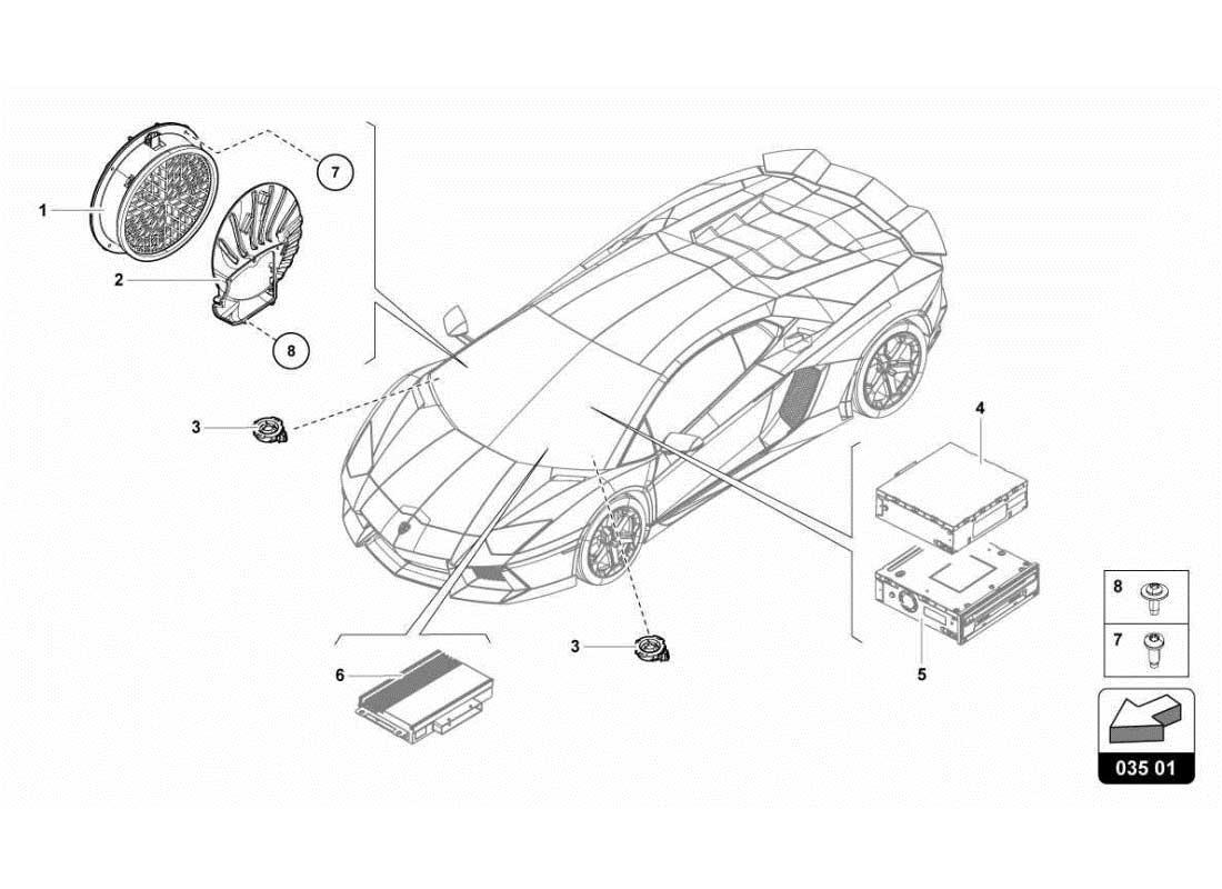 Lamborghini Diagram
