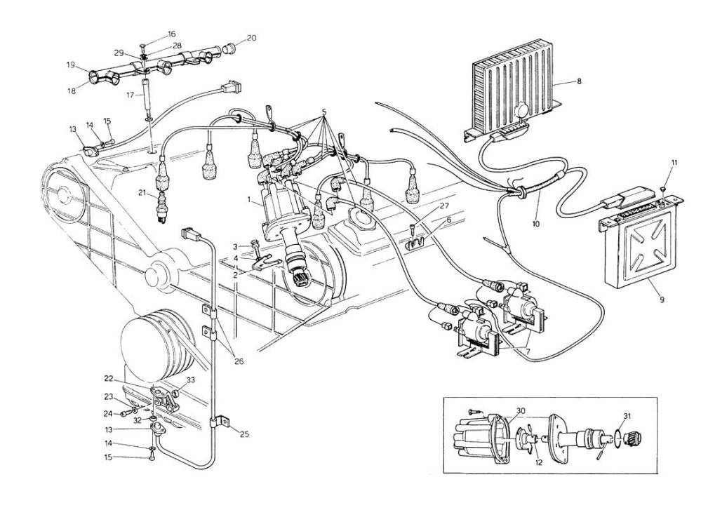 medium resolution of maserati biturbo wire diagram