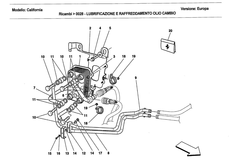 hight resolution of ferrari californium fuse box