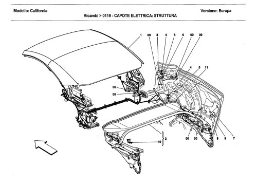 small resolution of diagram search for ferrari california ferrparts silver ferrari 250 gte ferrari 250 gte wiring diagram