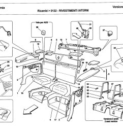 ferrari spider 360 vacuum diagram [ 1500 x 1088 Pixel ]