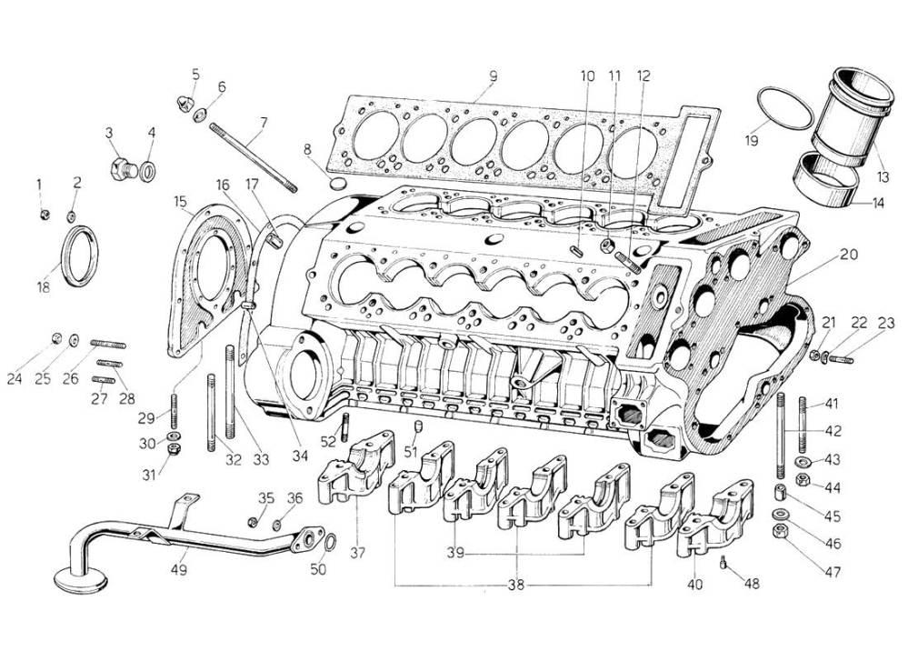 medium resolution of lamborghini engine diagram wiring diagram sheet diagram search for lamborghini countach 5000 s 1984