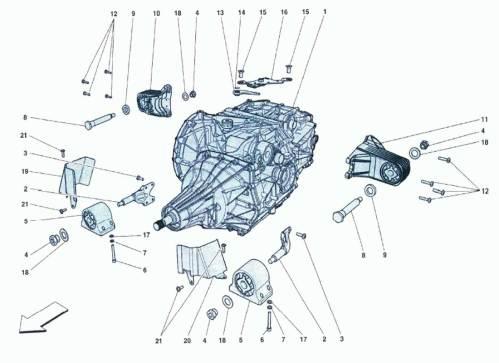 small resolution of diagram search for ferrari f12 berlinetta ferrparts rh ferrparts com ferrari 458 engine ferrari f12 engine specs