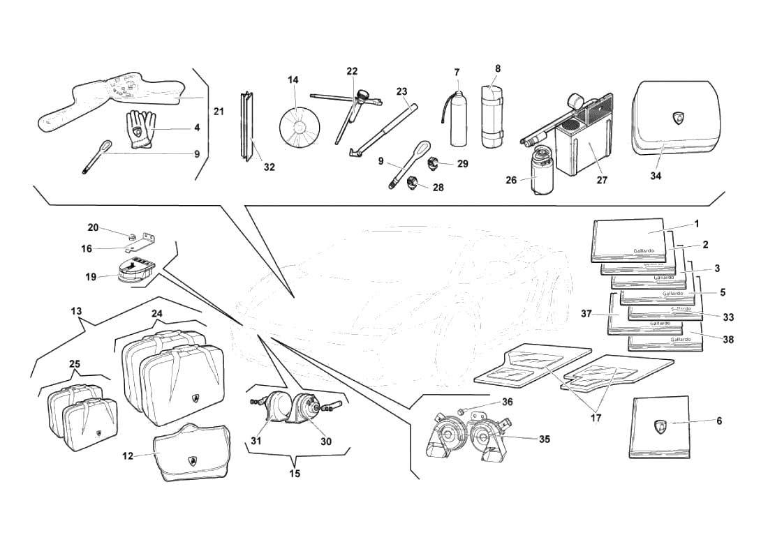 Lamborghini Gallardo Engine Diagram • Wiring Diagram For Free