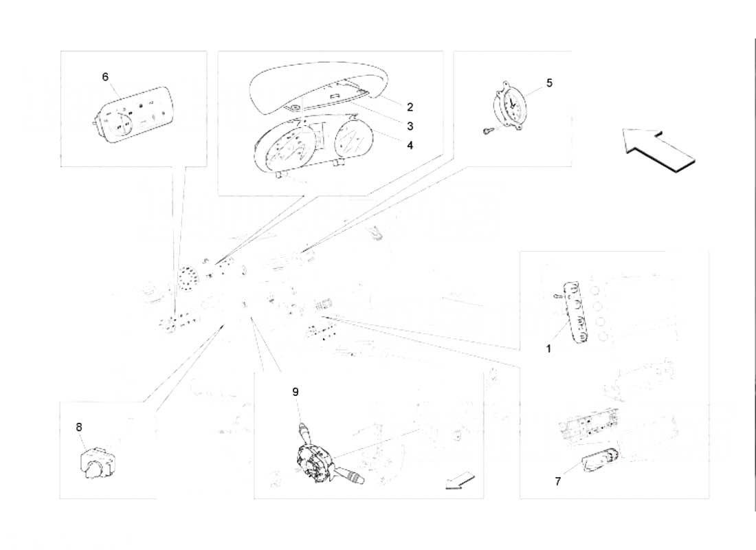 hight resolution of diagram search for maserati granturismo 2008 4 2 ferrparts maserati quattroporte engine diagram