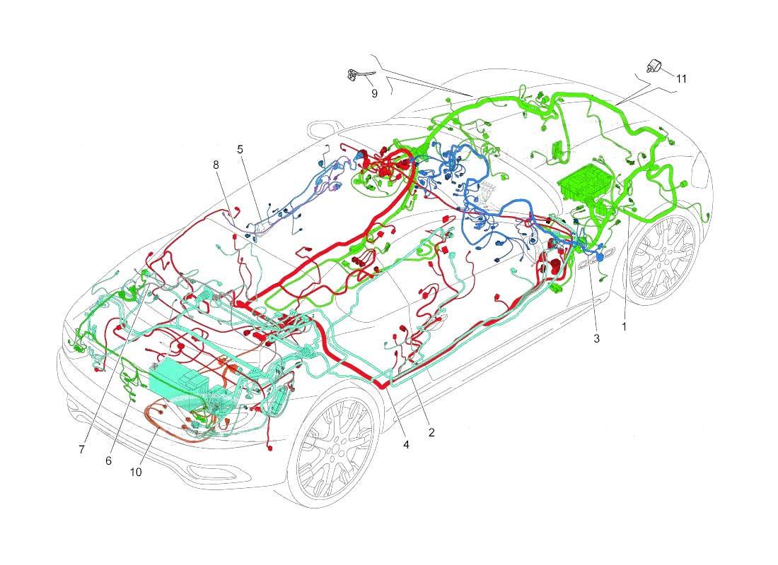 hight resolution of maserati quattroporte wiring diagrams wiring diagrams value 2008 maserati granturismo wiring diagram 2008 maserati wiring diagram