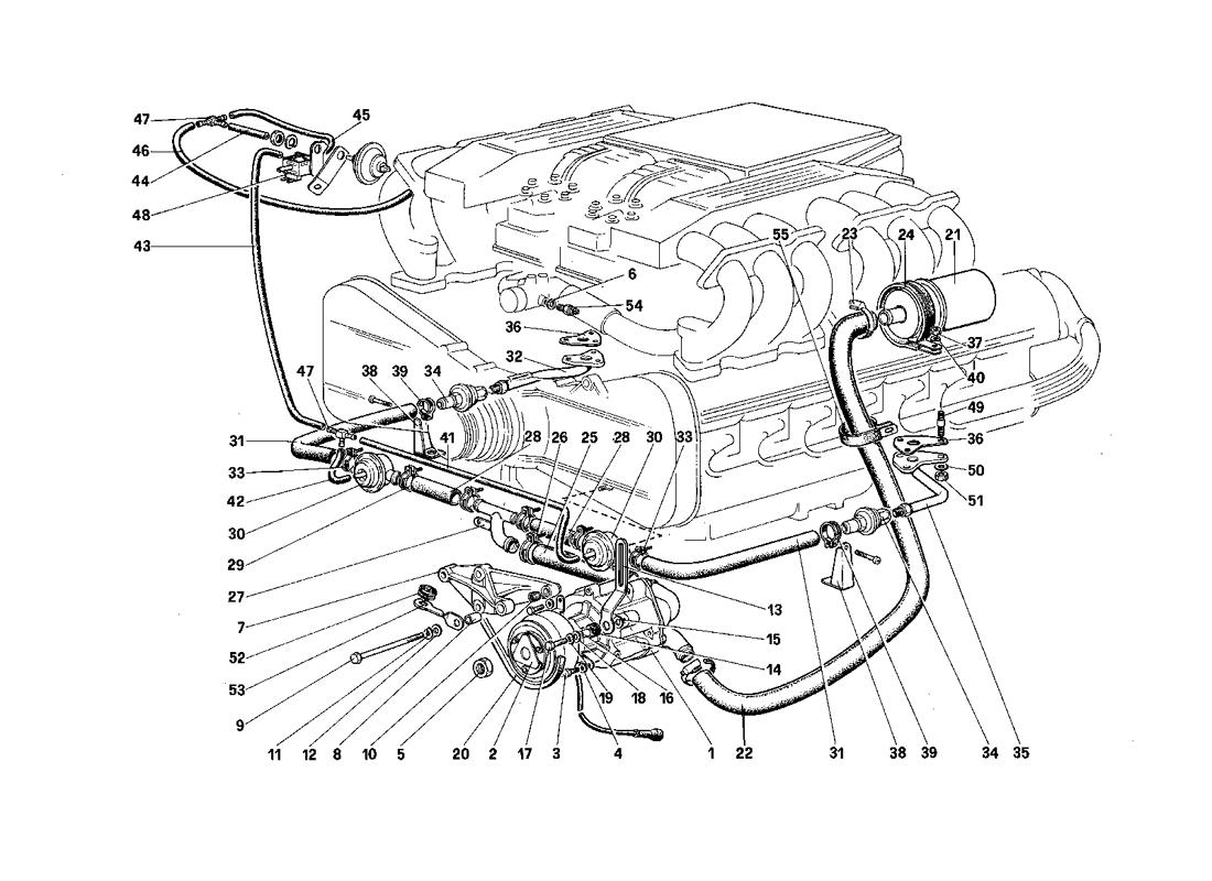 hight resolution of ferrari engine diagram wiring diagram split ferrari f355 engine diagram ferrari engine diagram