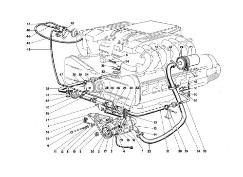 small resolution of ferrari engine diagram wiring diagram split ferrari f355 engine diagram ferrari engine diagram