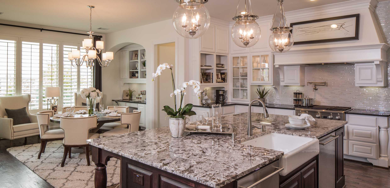 Best Kitchen Gallery: Texas Luxury Homes Custom Homes Huntington Homes Since 1985 of Model Homes Texas on rachelxblog.com