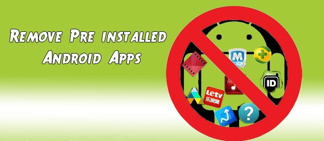 How To Remove Default Stock Apps From Android