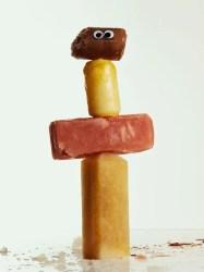 Nacho Alegre shoots food monsters for Zeit magazine